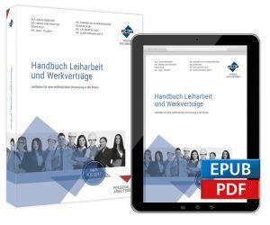 Handbuch: Leiharbeit und Werkverträge